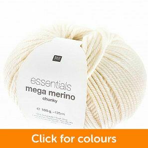 Mega Wool Chunky