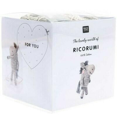Ricorumi Crochet Donkey Kit