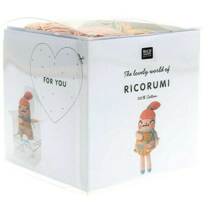 Ricorumi Crochet Girl Kit