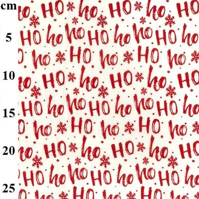 Ho Ho Ho Cream