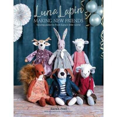 Luna Lapin: Making New Friends