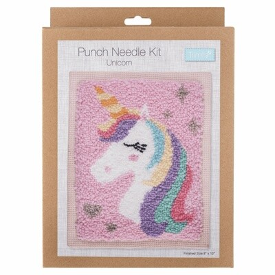 Punch Needle Unicorn Kit