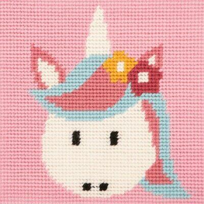 1st Kit - Needlepoint Tapestry Magic Unicorn