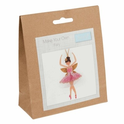 Make Your Own Felt Sugar Plum Fairy