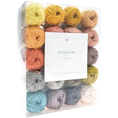 Ricorumi Autumnal Yarn Multi Pack