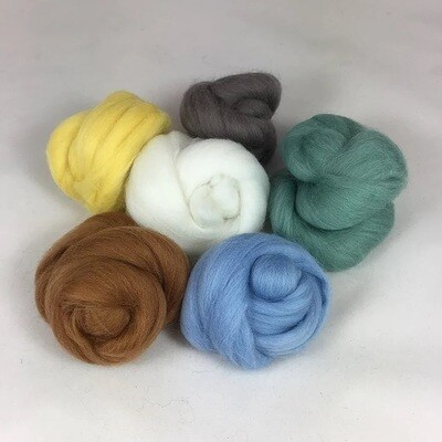 The Bay Felting Wool Bundle