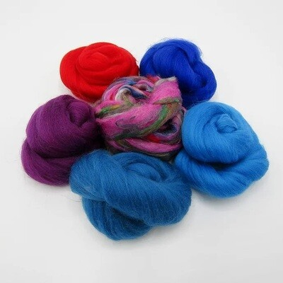 Jewels Felting Wool Bundle