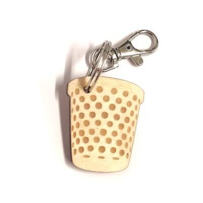Thimble Keychain