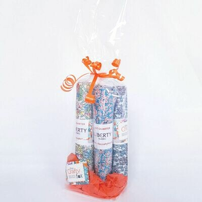 Liberty FQ Gift Pack