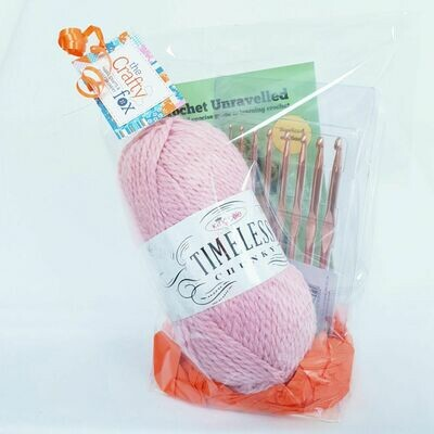 Learn to Crochet Gift Pack