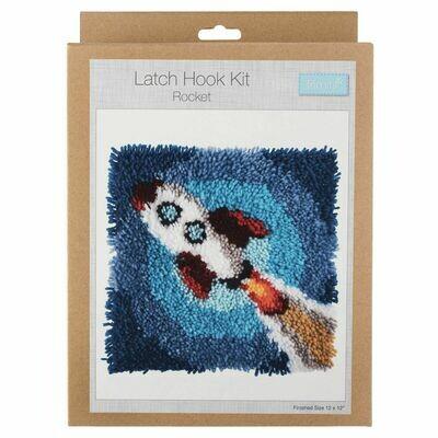 Latch Hook Rocket Kit