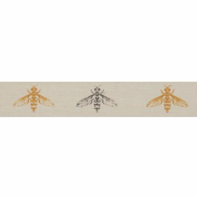 Natural Bee Ribbon