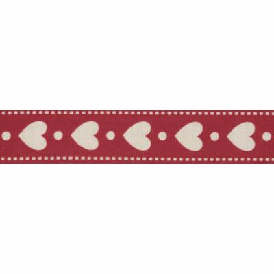 Natural Heart Ribbon