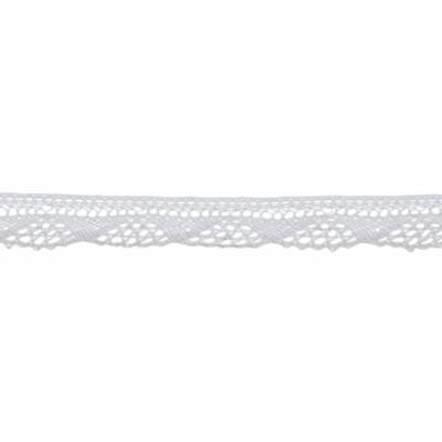 Cotton Lace - White
