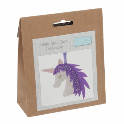 Make Your Own Felt Unicorn