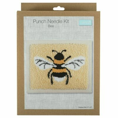 Punch Needle Bee Kit