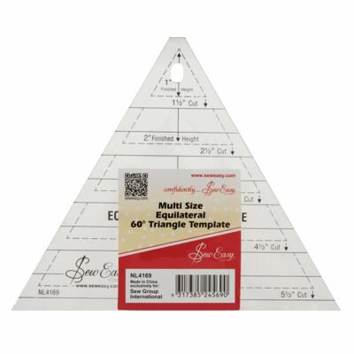 Template: 60 degree Triangle