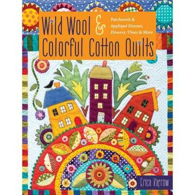 Wild Wool Colourful Cotton Quilts