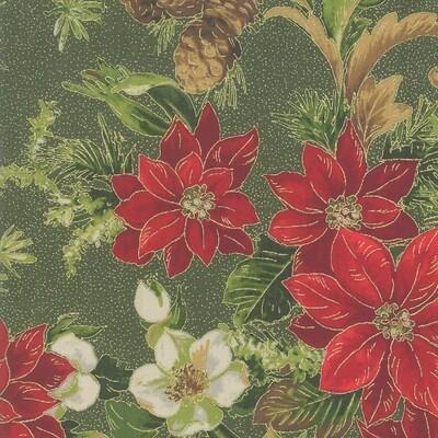 Poinsettias - Evergreen