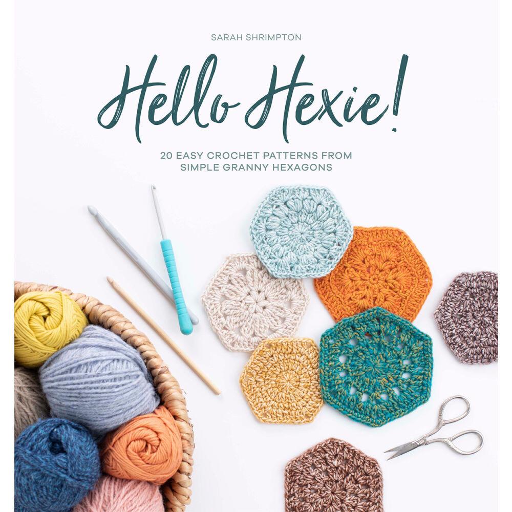 Hello Hexie - Crochet