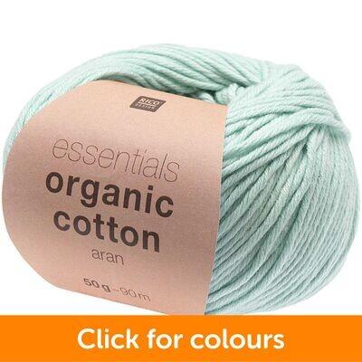 Organic Cotton Aran