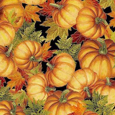 Harvest - Metallic Pumpkin
