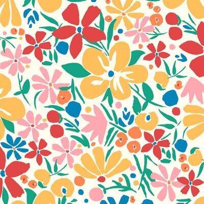 Bohemian Bloom - Green