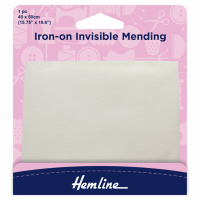 Iron-on Invisible Mending