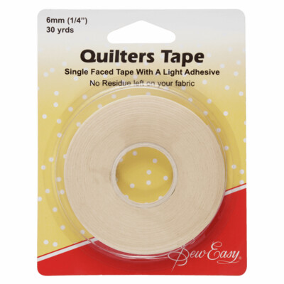 Quilters Tape - 6mm