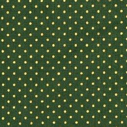 Christmas Gold Spot - Green
