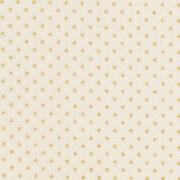 Christmas Gold Spot - Ivory
