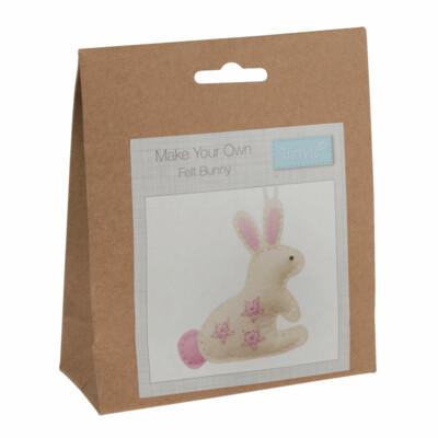 Make Your Own Felt Bunny