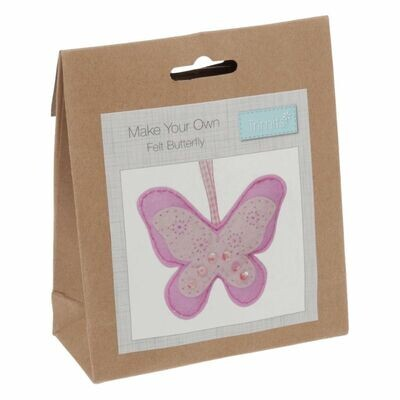 Make Your Own Felt Butterfly
