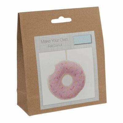 Make Your Own Felt Donut