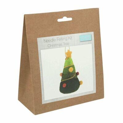 Needle Felt Kit - Christmas Tree