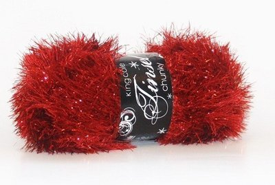 Tinsel Chunky - click for colour options