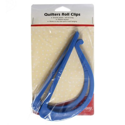Quilter Roll Clips