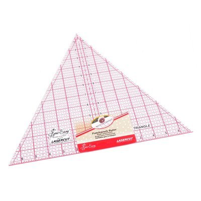 60° Patchwork Triangle
