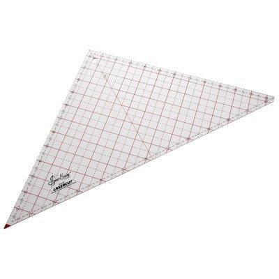 "12.5"" Triangle Ruler"