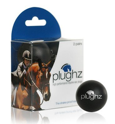 Plughz High Performance Equine Ear Plugs