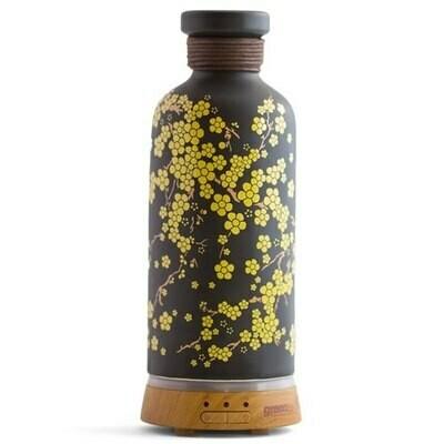 Asian Blossom - Ultrasonic Diffuser | Serene Living Designer Spa Vase +2x FREE 10ml Diffusion Blends