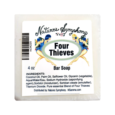Four Theives | Bar Soap | 4 oz