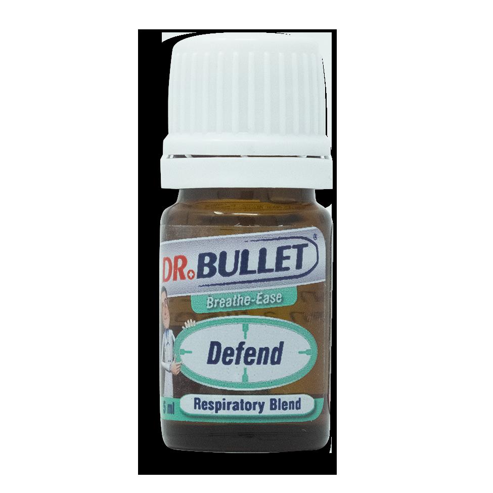 DEFEND | Respiratory Blend | Organic/Wildcrafted blend | Liquid 5ml