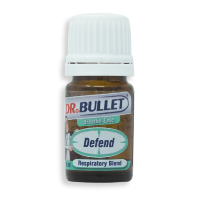 DEFEND | Respiratory Blend | Organic/Wildcrafted blend | Liquid 5ml