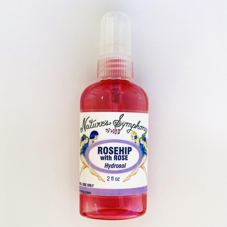 Rosehip with Rose Hydrosol | 2 fl. oz (59ml)