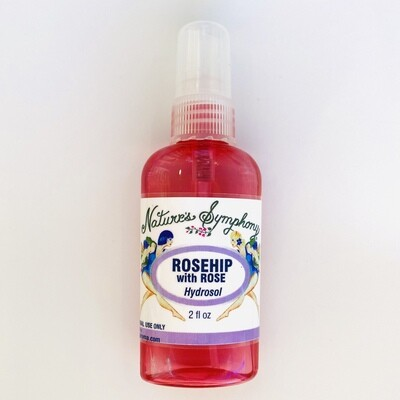 Rosehip with Rose Hydrosol | 2 fl. oz (59ml)