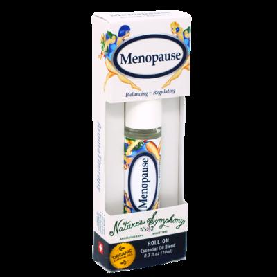 Menopause/Hot Flushes, Roller Ball, Blend Organic/Wildcraft - 10ml