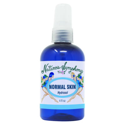Normal Skin, Hydrosol - 4 fl. oz. (118ml)