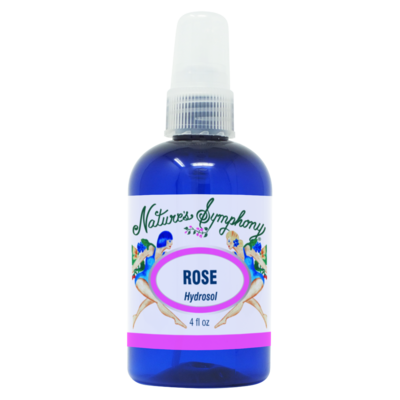 Rose, Hydrosol | 4 fl. oz. 118ml