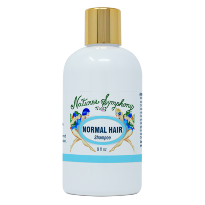 Normal, Organic Shampoo - 8 fl. oz. (236ml)